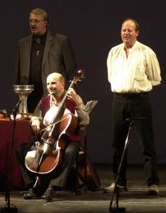Néma Frigyes és Lajdi Tamás 2004-ben a Szélkiáltó jubileumi koncertjén
