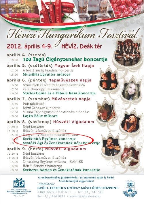 Hungaricum Fesztivál - Hévíz
