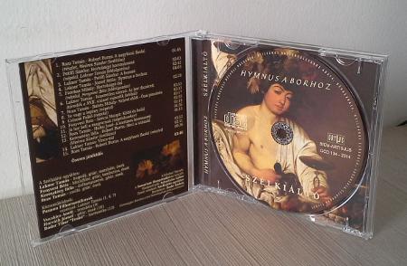 Szélkiáltó: Hymnus a borhoz - CD