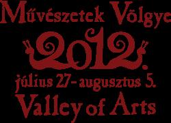 Művészetek Völgye 2012 - logo