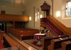 Pusztafalu, református templom
